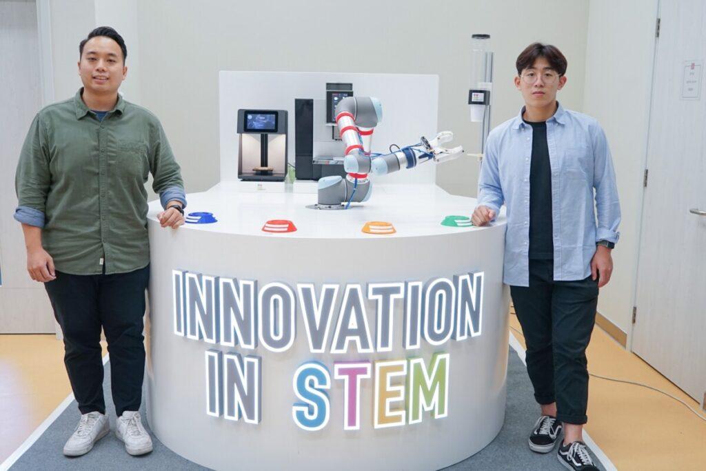 職涯焦點-職場kol-自動-咖啡-機械人